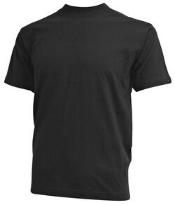 Kortærmet basic T-shirt