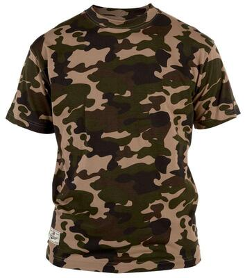 Camouflage T-shirt (Jungle)
