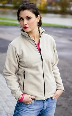 Camus fleece-jakke