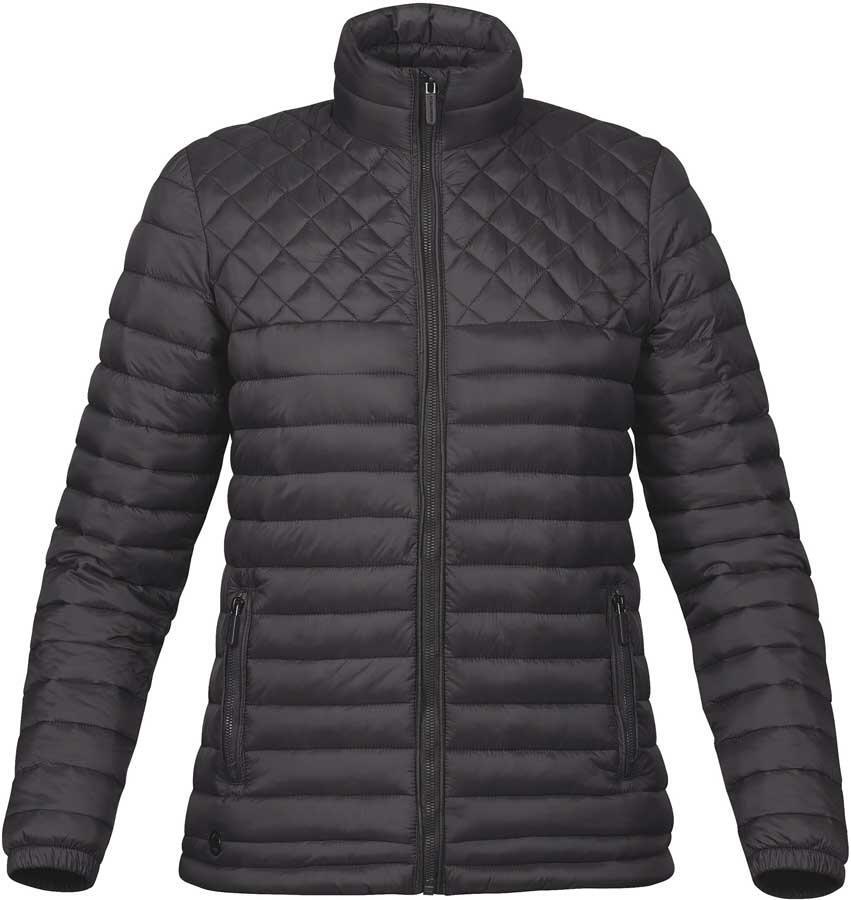 e37c47cd Termisk Koksgrå quiltet jakke til kvinder - Stormtech (SJ75 QS-1W)